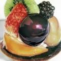 Susanne Wehmer, pintura hiperrealista, Fruit Cake